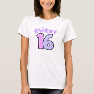Sweet 16 - create your own T-Shirt
