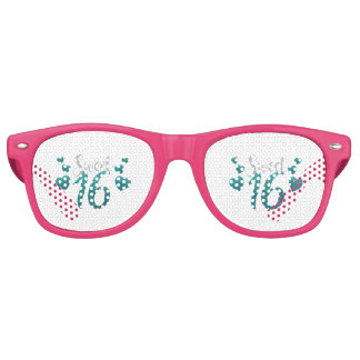Sweet 16 Party Party Shades
