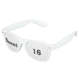 """Sweet 16"" Party Shades"