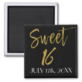 Sweet 16 | Sweet Sixteen Save the Date Magnet