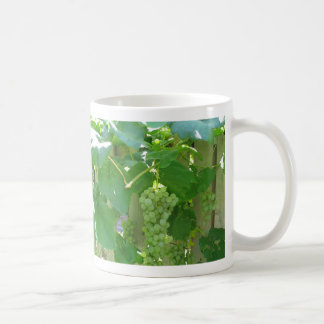Sweet and Juicy White Seedless Grapes Coffee Mug