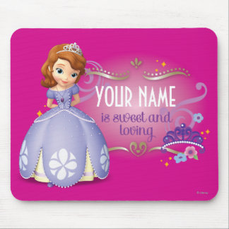 Sweet and Loving 2 Mouse Pad