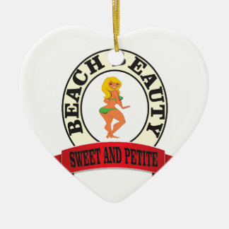 sweet and petite bb ceramic ornament