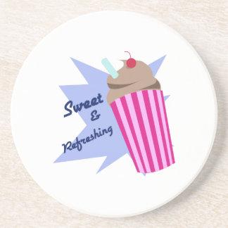Sweet And Refreshing Beverage Coaster