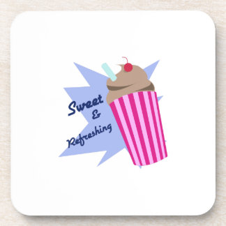 Sweet And Refreshing Drink Coaster