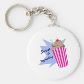 Sweet And Refreshing Key Chains