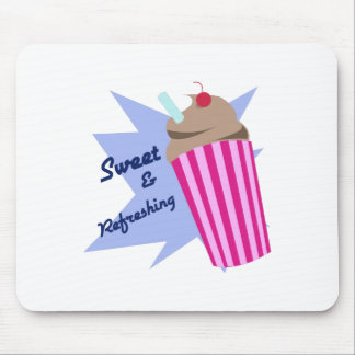 Sweet And Refreshing Mouse Pad