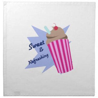 Sweet And Refreshing Napkins