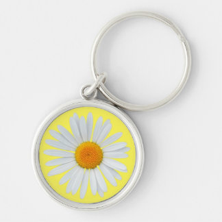 Sweet and simple daisy keychain