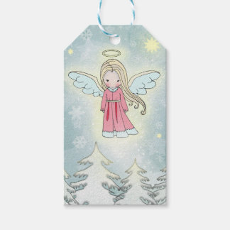 Sweet Angel Fantasy Art Gift Tags Pack Of Gift Tags