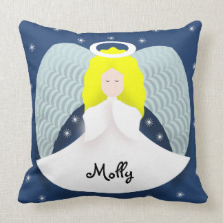 Sweet Angel Throw Pillow