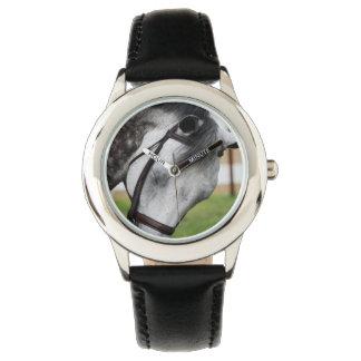 Sweet Appaloosa Horse Wristwatches
