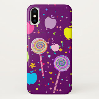 Sweet Apples A2 iPhone X Case