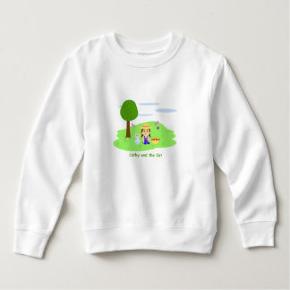 """Sweet apples "" Sweatshirt"