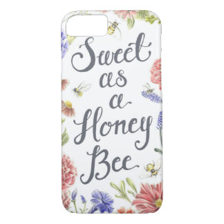 Sweet as a Honey Bee Phone Case