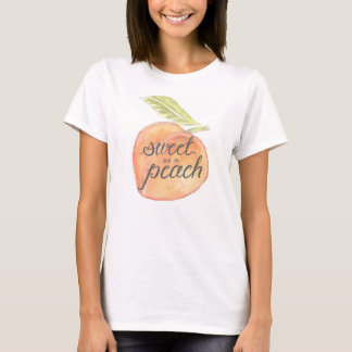 Sweet as a Peach Shirt