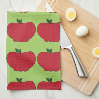 Sweet As Apples Kitchen Towels