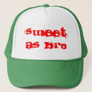 Sweet As Bro Trucker Hat