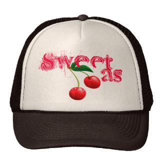Sweet As Cherry Trucker Hat