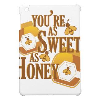 Sweet As Honey iPad Mini Cover