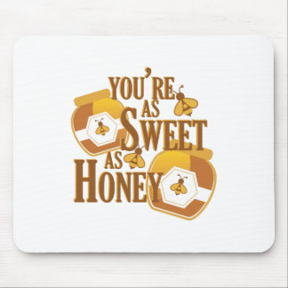 Sweet As Honey Mouse Pad