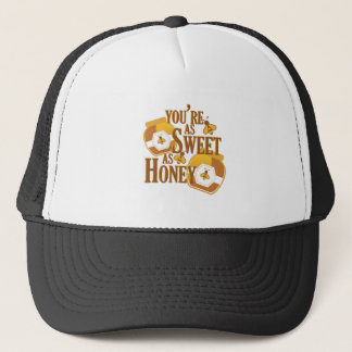 Sweet As Honey Trucker Hat