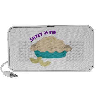 Sweet As Pie Speaker System