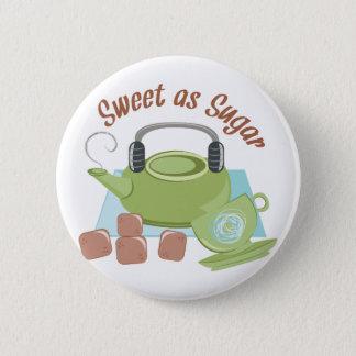 Sweet As Sugar 2 Inch Round Button