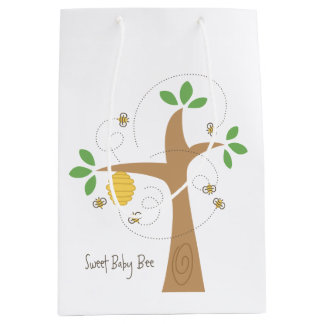 Sweet Baby Bee Gift Bag
