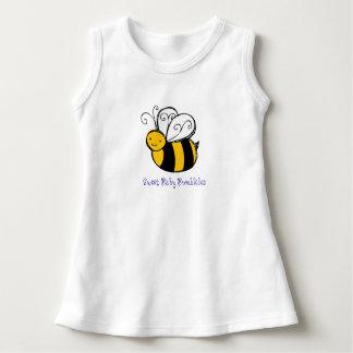 Sweet Baby Bumblebee Dress