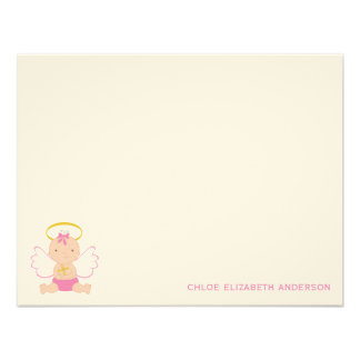 Sweet Baby Custom Flat Thank You Notes Personalized Announcements