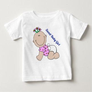 Sweet baby Girl Baby T-Shirt