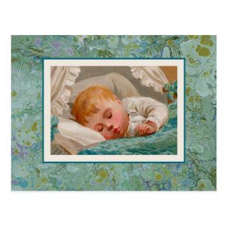 Sweet Baby Postcard
