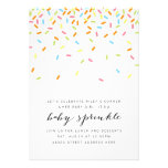 Sweet Baby Sprinkle Invite Announcements