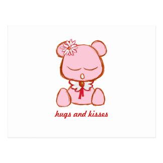 Sweet Bear Postcard