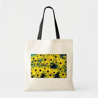 Sweet black-eyed susan tote bag