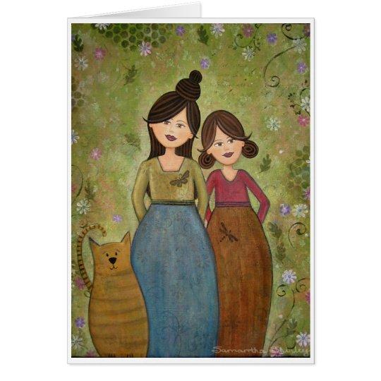 Sweet Blessings Thanksgiving Art Card & Print