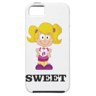 sweet blondie iPhone 5 covers