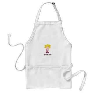 sweet blondie standard apron