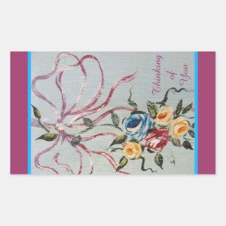 Sweet Bouquet Sticker