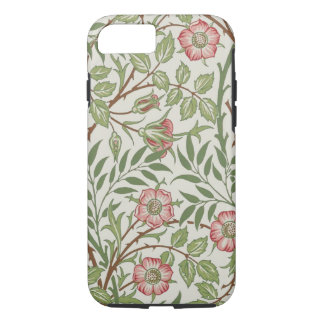 Sweet Briar by William Morris iPhone 7 Case