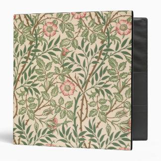 'Sweet Briar' design for wallpaper, printed by Joh 3 Ring Binders