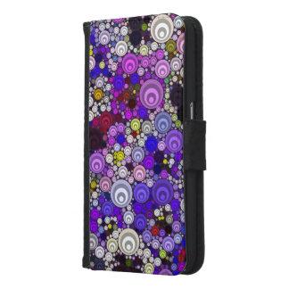 sweet Bubble Fun A Samsung Galaxy S6 Wallet Case