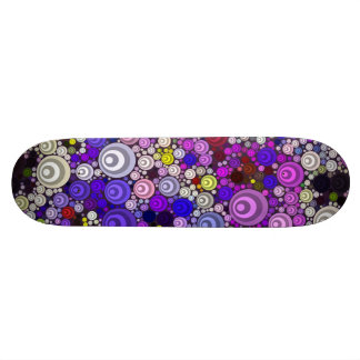 sweet Bubble Fun A Skate Board Deck