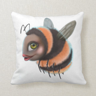 Sweet Bumblebee Pillow
