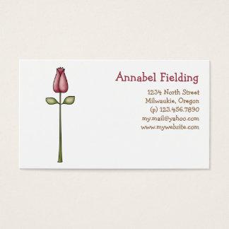 Sweet Bunnies · Rose Business Card