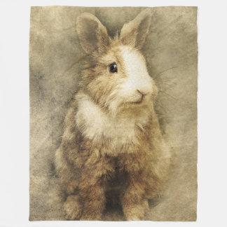 Sweet Bunny Blanket