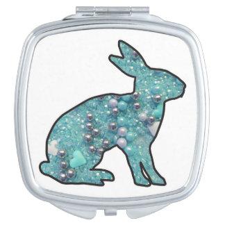 Sweet Bunny Mirror For Makeup