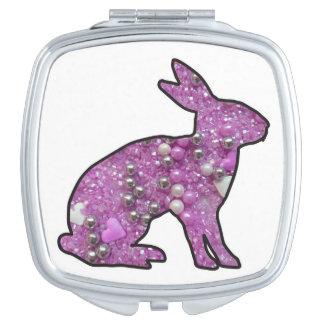 Sweet Bunny Vanity Mirrors