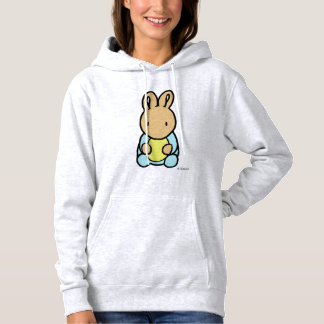 Sweet Bunny Women's Hooded Sweatshirt